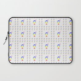 Symbol of Transgender 38 Laptop Sleeve