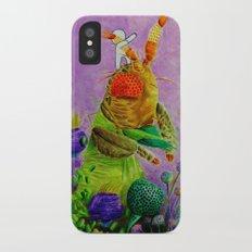 STELLARVIRUS iPhone X Slim Case