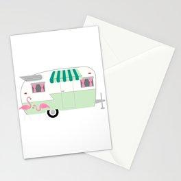 Trailer, Camper Stationery Cards
