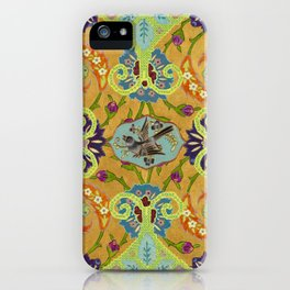 World Quilt - Panel #1 iPhone Case