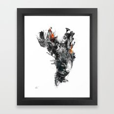 Unjaded Framed Art Print