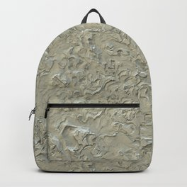 Rough Plastering Texture Backpack