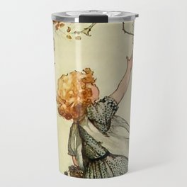 """""""Bother the Wind"""" by Duncan Carse Travel Mug"""