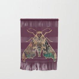 Sphinx Moth Wall Hanging