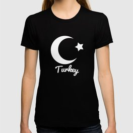 Turkey Country Flag Patriotic Turkish People T-shirt