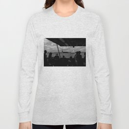 Liberty w/ Sailboat Long Sleeve T-shirt