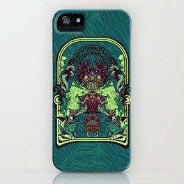 Poison dart iPhone Case