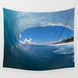 The Sea Eye Wall Tapestry