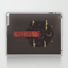 The Crimson Tower Laptop & iPad Skin