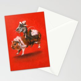 Rodent Rodeo Stationery Cards