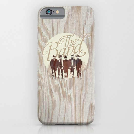 THE BAND iPhone & iPod Case