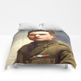 Ernest Hemingway, Writer Comforters