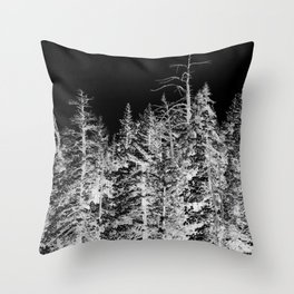NATURE VIBES Throw Pillow