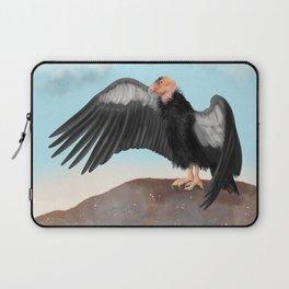 California Condor Magnificent Bird Laptop Sleeve