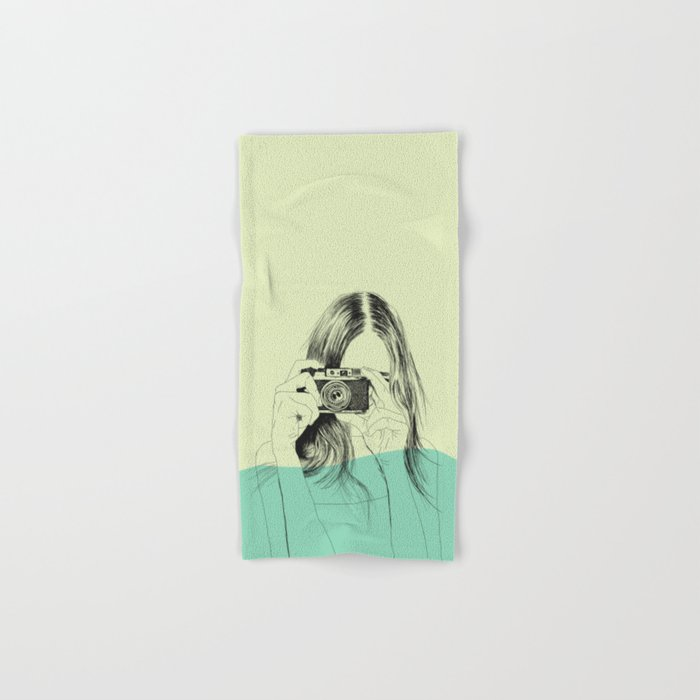 Woman Color 11 Hand & Bath Towel