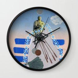 Saluti Dal Futuro 178 Wall Clock