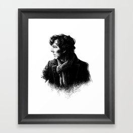 SH Framed Art Print