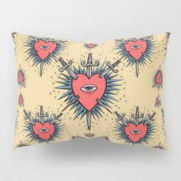 Three of Swords Pillow Sham