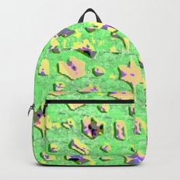 Surreal on the beach ... Backpack
