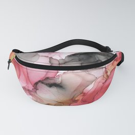 Abstract Colorful Autumn Painting Fanny Pack