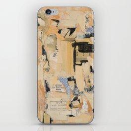 Senses iPhone Skin