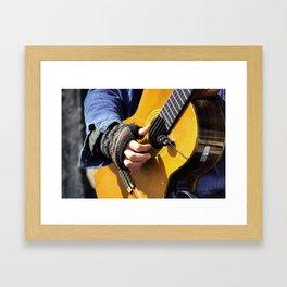 Strum  Framed Art Print