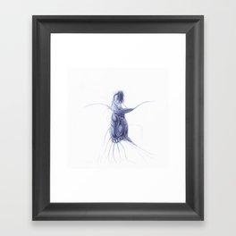 Vitae sanctorum XXII Framed Art Print