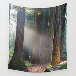 Keepers Of The Light Wall Tapestry
