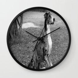 Sit Wall Clock