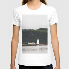 Isle Of Mull Lighthouse T-shirt