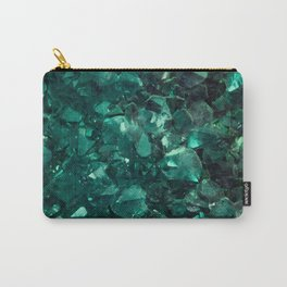 Emerald Carry-All Pouch