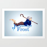 Jacqueline Frost Art Print