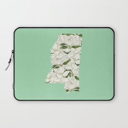 Mississippi in Flowers Laptop Sleeve