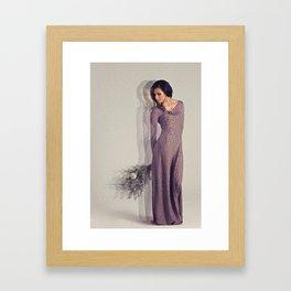 Vintage Botanical Fig. #3 Framed Art Print