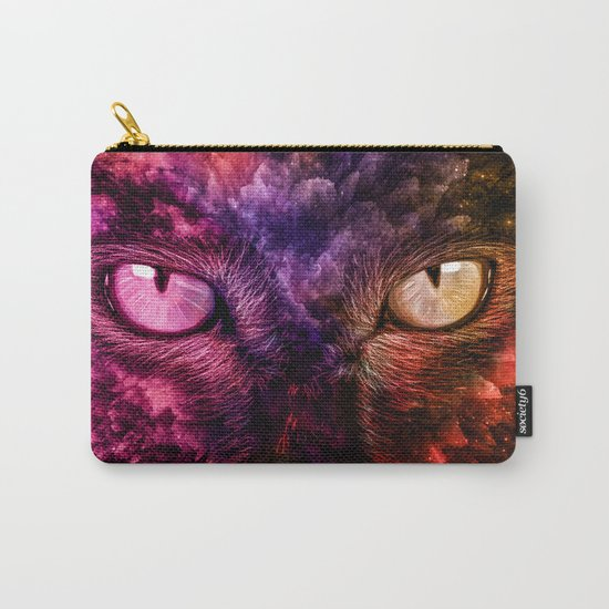 Galactic cat Carry-All Pouch