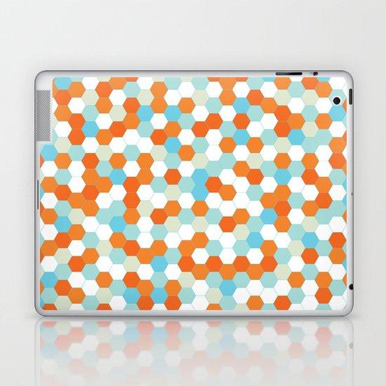 Honeycomb   Fish Bowl Laptop & iPad Skin