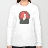 hayley williams Long Sleeve T-shirts featuring HW #14/2 by attkcherry