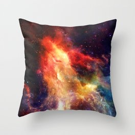 Everything is nothing 24 (therefore it was beautiful) Throw Pillow