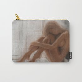 Lonely girl. Carry-All Pouch