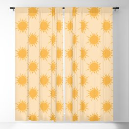 Rise and Shine Blackout Curtain