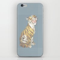 grumpy iPhone & iPod Skins featuring Grumpy by Mr. Morris can Meow!