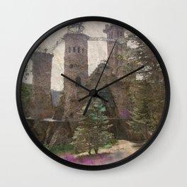 Haunted Beautiful Wall Clock