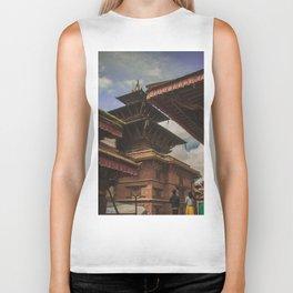 Architecture of Kathmandu City 002 Biker Tank
