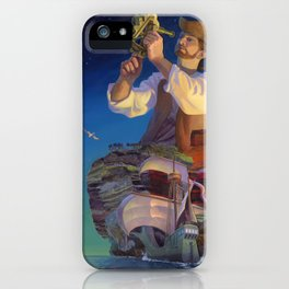 The Navigator's Gift iPhone Case