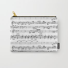 Musical Carry-All Pouch