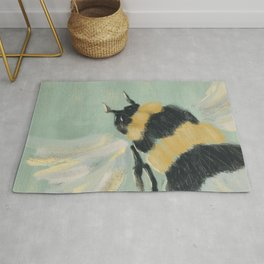 Little Busy Bee Rug