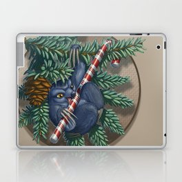 Monster of the Week: Evergreen Bauble Sloth Laptop & iPad Skin