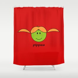 pippea Shower Curtain