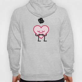 It's complicated. Hoody