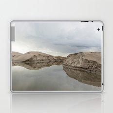 the winter storm Laptop & iPad Skin